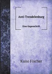 Anti-Trendelenburg: eine Gegenschrift