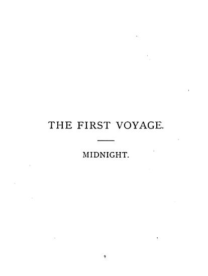 The Two Voyages  Or  Midnight and Daylight PDF