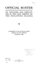 Elihu Root collection of United States documents relating to the Philippine Islands: Volume 183
