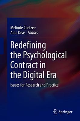 Redefining the Psychological Contract in the Digital Era