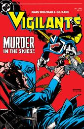 The Vigilante (1983-) #13