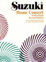 Home Concert, Violin Parts