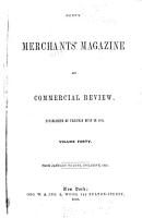 The Merchants  Magazine and Commercial Review PDF