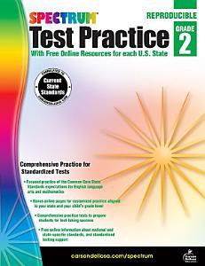 Spectrum Test Practice  Grade 2 PDF