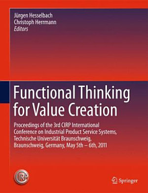 Functional Thinking for Value Creation PDF