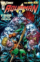 Aquaman (2011- ) #4