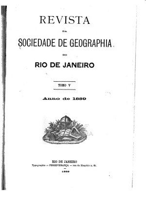 Revista de Sociedad Brasileira de Geografia PDF