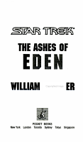 The Ashes of Eden PDF