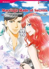 MARRIAGE MADE OF SECRETS: Harlequin Comics