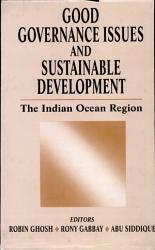 Good Governance Issues And Sustainable Development Book PDF