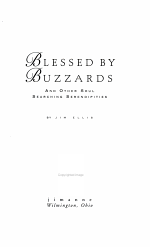 Blessed by Buzzards and Other Soul-Searching Serendipities