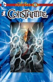 Constantine: Futures End (2014-) #1