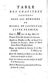 Collection universelle des mémoires particuliers relatifs à l'histoire de France: Volume46