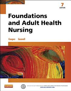 Foundations and Adult Health Nursing Book