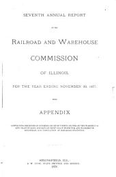 Annual Report: Volume 7
