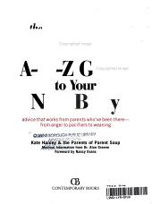 The Parent Soup A to Z Guide to Your New Baby PDF