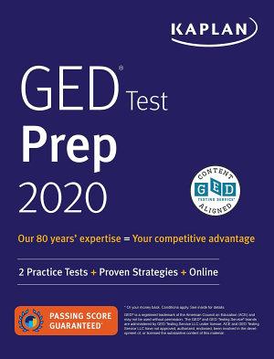GED Test Prep 2020 PDF