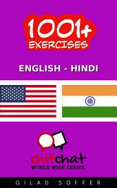1001+ Exercises English - Hindi