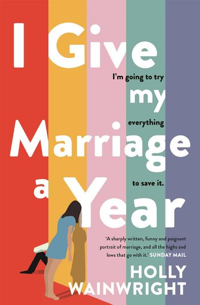 Download I Give My Marriage A Year Book