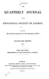The Quarterly Journal: Volume 8