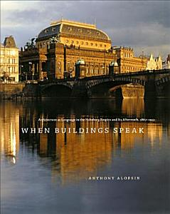 When Buildings Speak Book