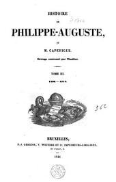 Histoire de Philippe-Auguste: Volume3