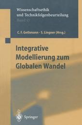 Integrative Modellierung zum Globalen Wandel