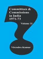 Committees and Commissions in India  1971 73 PDF