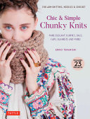 Chic and Simple Chunky Knits PDF