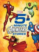 5 Minute Avengers Stories PDF