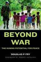 Beyond War PDF