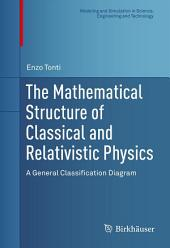 The Mathematical Structure of Classical and Relativistic Physics: A General Classification Diagram