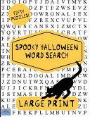 Spooky Halloween Word Search PDF