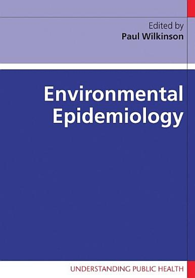 EBOOK  Environmental Epidemiology PDF