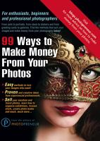 99 Ways to Make Money from Your Photos PDF