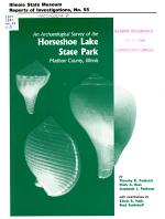 An Archaeological Survey of the Horseshoe Lake State Park, Madison County, Illinois