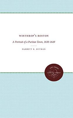 Winthrop s Boston