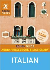 Rough Guide Audio Phrasebook and Dictionary - Italian