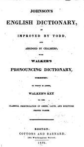 Johnson's English Dictionary