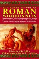 The Mammoth Book of Roman Whodunnits PDF