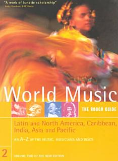 The Rough Guide to World Music Book