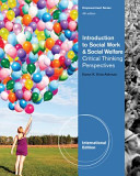 Introduction to Social Work   Social Welfare Book