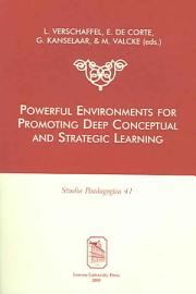 Powerful Environments for Promoting Deep Conceptual and Strategic Learning PDF