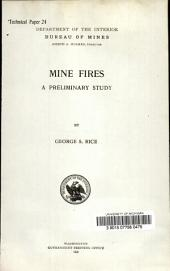 Mine fires: a preliminary study