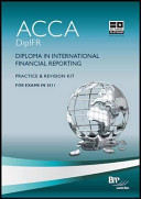 ACCA Diploma in International Financial Reporting  for Exams in 2011 PDF