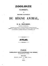 Zoologie classique; ou, Histoire naturelle du règne animal: Atlas