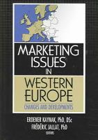 Marketing Issues in Western Europe PDF