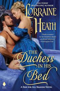 The Duchess in His Bed Book