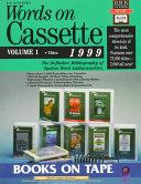 Words on Cassette 1999 PDF