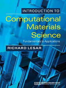 Introduction to Computational Materials Science
